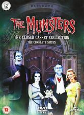 The Munsters - Complete Season (Series) 1 & 2 Box Set Collection | New | DVD