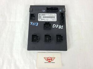 2011-2012 Audi Q5 Onboard Supply Control Module OEM 8K0907063P