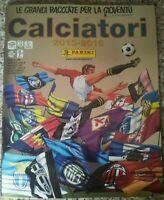 1 ALBUM FOOTBALL STICKERS SOCCER CALCIATORI PANINI 2015,2016-QS VUOTO 6 FIGURINE
