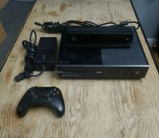 Microsoft Xbox One with Kinect 500Gb Black Console - Day One Edition