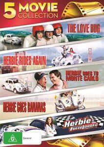 Herbie   5 Movie Collection DVD