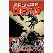 The Walking Dead 28 de la mort sécurisée d'Horreur Zombie bd Kirkman NEUF