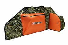 Bohning Deluxe Bow Case Camo/Orange, Standard