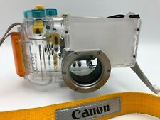 Canon WP-DC50 Waterproof Case & Neck strap for Powershot A95 40M/130 Ft