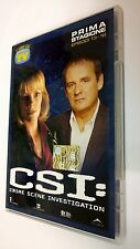 CSI Scena del crimine  Crime Scene Investigation DVD Serie TV Stagione 1 vol. 4