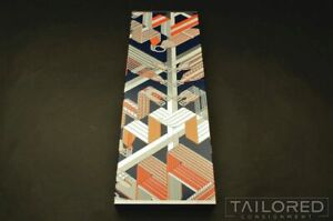 HERMES Limited Edition Sleeve Scarf Socks Tie Luxury Gift Box - 15 x 5 x 1