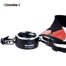 Commlite CM-LF-N Lens Flipper Lens Holder Double Lens Changer for Nikon F mount