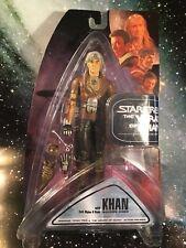 "Diamond Select /Art Asylum Star Trek II : Wrath Of Khan - Khan Noonian Singh 7"""