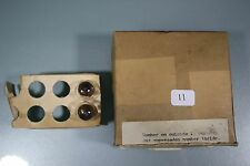 US WW2 Willys MB Ford GPW Lamp Incandescent 2 Bulbs In Box 6 V Military Jeep J11