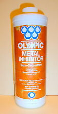 METAL INHIBITOR FOR SPAS AND POOLS.,  1 QT.