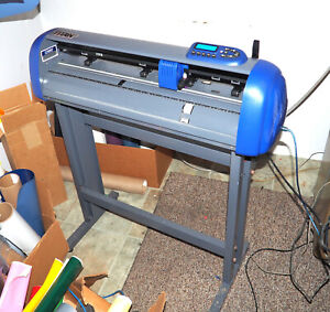 "Titan2 USCutter 28"" Vinyl/Sign Cutter Cutting Machine Plotter W/90 Day Warranty"
