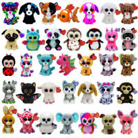 Ty Beanie Boos 9 inch Plush Soft Toy Choose your Favourite (9 inc - 23 cm)