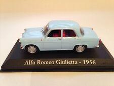 Alfa Romeo Giulietta Blu Chiaro 1956 1:43 Scala Altalya FA15 Nuovo