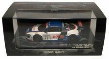 Minichamps Audi R8 LMS #77 'Team Phoenix' VLN Nurburgring 2009 - 1/43 Scale