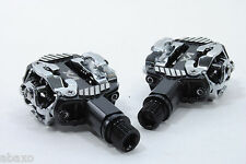 VP Components VP-VX Shimano SPD Compatible Mountain Bike Pedals 9/16