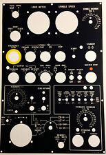 Hitachi Seiki CNC Keypad Membrane, Control Panel - HS1019