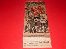 [Collection J. LE BOURHIS / AFFICHES] HORVATH 150 MARKS / DOUGNAC ANGERS 69 CDO