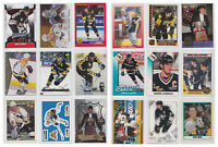 Mario Lemieux Inserts Parallels SP Rare Numbered - Choose From List - See Scans