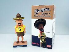 2007 Milwaukee Brewers Klements Racing Sausage CHORIZO In Box