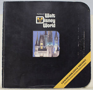The Story of Walt Disney World: Commemorative Edition 1976 ~ A behind the scenes
