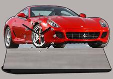 MINIATURE, MODEL CARS, FERRARI 599 FIORANO, ferrari-599-fiorano en horloge