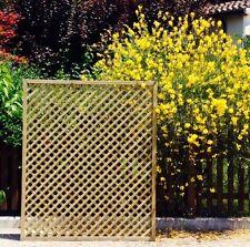 Pannello grigliato maglia STRETTA (cm 3.5x3.5) impr in AUTOCLAVE da cm 120x180h