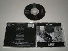 NIRVANA/BLEACH(GEFFEN/GED24433)CD ALBUM