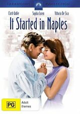 It Started In Naples (DVD, 2007)