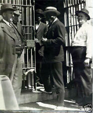 Jack Johnson Goes to Prison 10x8 Photo