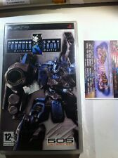 ARMORED CORE FORMULA FRONT EXTREME BATTLE  PSP  NUOVO SIGILLATO SEALED