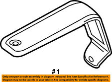FORD OEM 09-14 F-150 Exterior-Cab-Roof Molding Right 9L3Z1651728AA