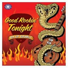 Good Rockin' Tonight 3-CD NEW SEALED Rockabilly Bob Luman/Billy Riley/Joe Clay+