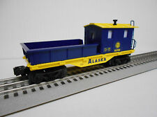 LIONEL 6-83705 ALASKA GOLD MINE WORK CABOOSE O GAUGE train car Alaskan NEW