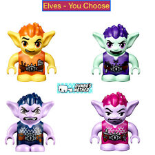 Lego Elves elf042 Figurine Minifig Goblin King Conan Darkroot NEUF NEW