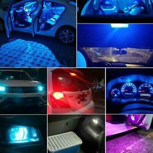 Side Marker Light Glass Bulb Car Halogen Bulbs Colorful XC