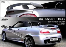 SPOILER REAR BOOT TRUNK MG TF ROVER WING ACCESSORIES