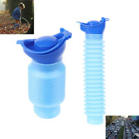 Outdoor Portable Urine bag Women Men 750ML Toilet For Travel Camp Potty Fol_ws