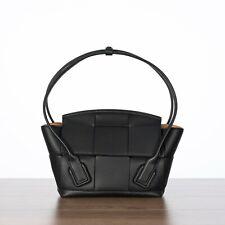 BOTTEGA VENETA 2950$ Arco 33 Bag In Grainy Black Calfskin