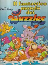 IL FANTASTICO MONDO DEI WUZZLES  DISNEY WALT MONDADORI 1987