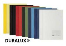 Durable Premium Schnellhefter DURALUX® Hefter PVC Mappe Schulhefter Studium II
