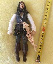 Pirates Of The Caribbean Captain Jack Sparrow Disney Action Figurine