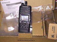 COMPLETE KENWOOD Nx-5200K2 6 WATT VHF RADIO 136 Mhz-174 Mhz NXDN /ANALOG
