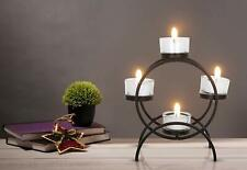 Candle Holder - Christmas Decoration Item for Bedroom Home Office Christmas Gift