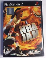 NBA Jam (Sony PlayStation 2, 2003) ACCLAIM BASKETBALL PS2