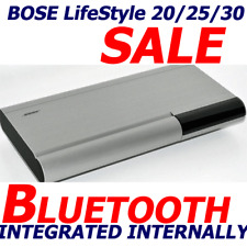 BOSE LIFESTYLE 20 MUSIC CENTER with 6 CD Player + Integrated BLUETOOTH