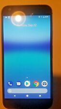 Google Pixel XL - 128GB - Just Black (Unlocked) AT&T Sprint TMobile