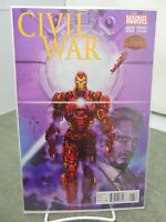 Civil War #3 003 Variant Cover Marvel Comics vf/nm CB2190
