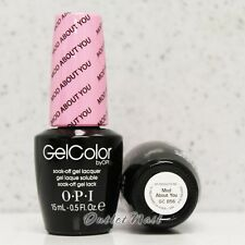 OPI GelColor Brights Collection GC B56 MOD ABOUT YOU 15mL Gel Polish Pink Color