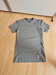 Nike DRI-FIT Pro Combat Herren Compression Funktionsshirt Trikot T-Shirt Gr L