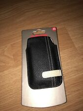 JOB LOT - 50 x Krusell Gaia Mobile Phone Leather Pouch Medium